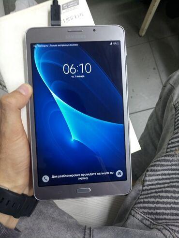 Samsung Tab A6 с коробкой состояние отличное, 1sim 4g LTE