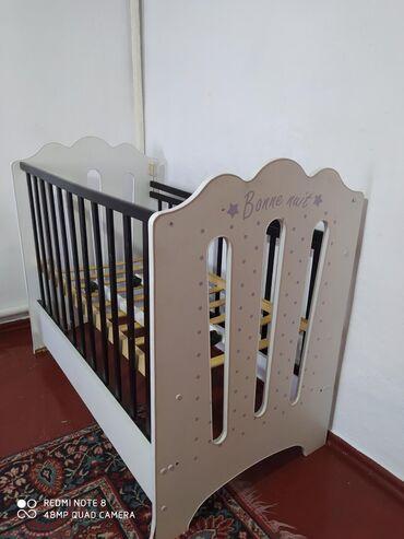 Продаю детскую кроватку состояние хорошее
