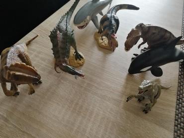 Gratis-komplet-l - Srbija: Collecta i Schleih orginal komplet 2500 dinosaurusi