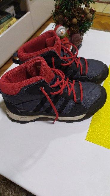 Bez cipele - Srbija: 36 Adidas Orginal cipele ocuvane bez oštećenja. Nošene jedu sezonu