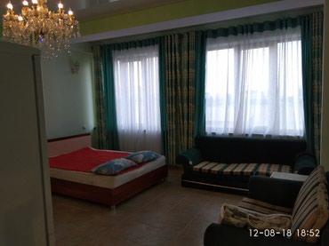 сдам комнат в Кыргызстан: Сдам 1ком.квартиру в новом доме недорого 1200сом.техника и мебель