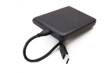 Продам внешний жёсткий диск 100 ГБ