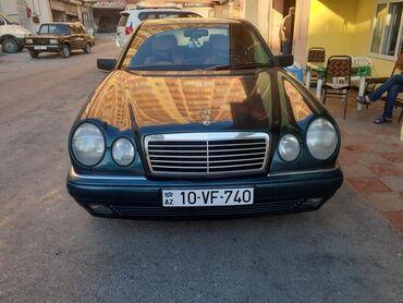 bmw 3 серия 318 4mt - Azərbaycan: Mercedes-Benz E 230 2.3 l. 1997 | 310000 km