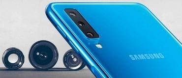 Moyka satilir 2018 - Азербайджан: Новый Samsung Galaxy A7 2018 128 ГБ Черный