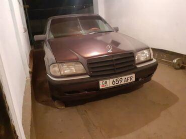 Mercedes-Benz C 200 2 л. 1994 | 254600 км