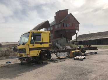 З/ч на volvo FL-7 FL-6 FS-7 в Бишкек