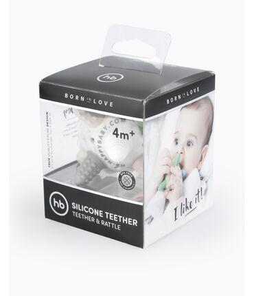 baby sling в Кыргызстан: Прорезыватель силиконовый Happy baby от 4х месяцев