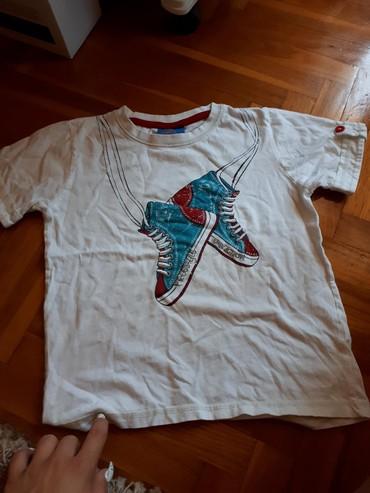 Dečiji Topići I Majice   Novi Sad: Topolino majica na kratke rukave velicina 122cm