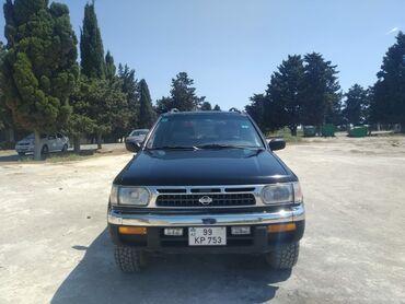 Nissan Azərbaycanda: Nissan Pathfinder 3.3 l. 1999 | 199200 km