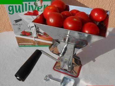 Mlin - Srbija: Mlin za pasiranje paradajza Gulliver   Odlicnog kvaliteta i dugog veka