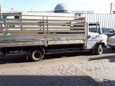 Мерседес гигант 711 4куб 16донголок в Бишкек