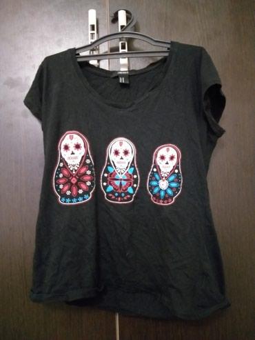 Тонкая футболка от forever 21 в Бишкек