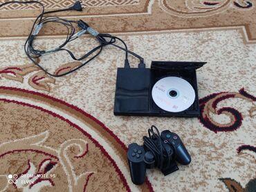 artis cal - Azərbaycan: Playstation 2 heç bir problemi yoxdu üsdündə bir pult 3 disk verilir