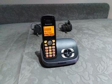 Bez torbica - Srbija: Na prodaju Panasonic bezicni telefon.Potpuno ispravan, dobro radi, svi