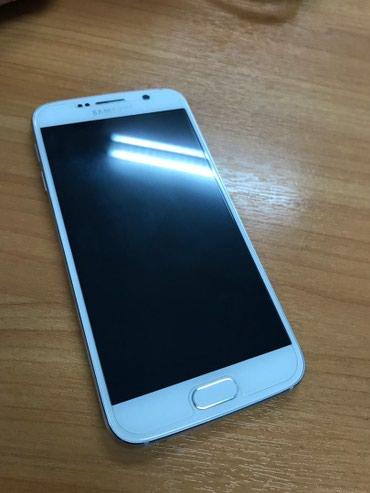 Продаю ! Samsung galaxy S6 32Gb Состояние хорошое ! Обмена нет !!! в Бишкек