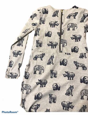 Платьюшко для девочек 8-10 лет, из легкой ткани, приятная на ощупь