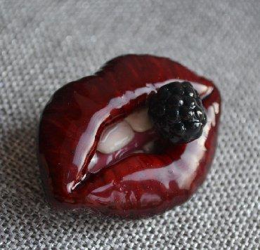 рваный камень бишкек в Кыргызстан: Брошь-губки из полимерной глины. Сочные и яркие, вместо ёживички могу