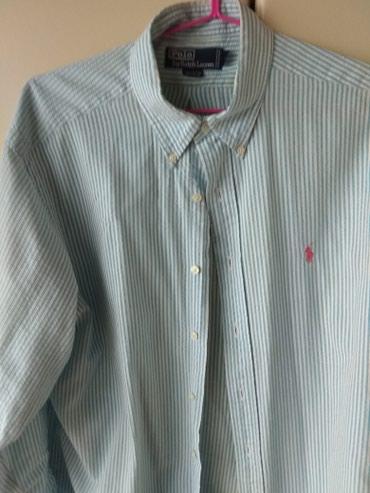 POLO RL, γνήσιο, large, από την προσωπική μου καρνταρόμπα. 3 πουκάμισα