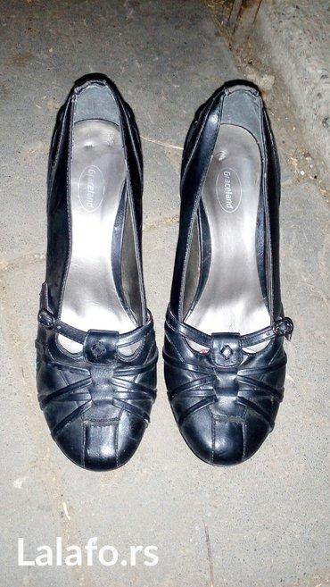 cipele sa manjom stiklom ,bez ostecenja,Br 40  - Cuprija