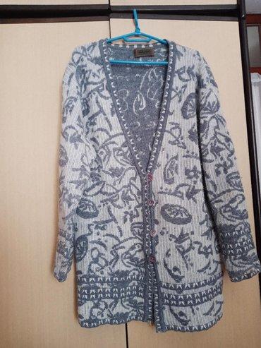 Ženski štrikani džemper(može da ide u kompletu sa suknjom)
