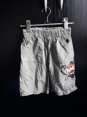 Muška odeća | Prokuplje: Bermude za decaka kao nove bez ikakvih ostecenja  Za uzrast 5-6 godina