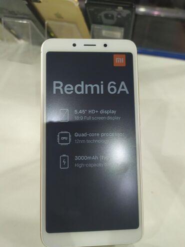 Новый Xiaomi Redmi 6A 16 ГБ Золотой
