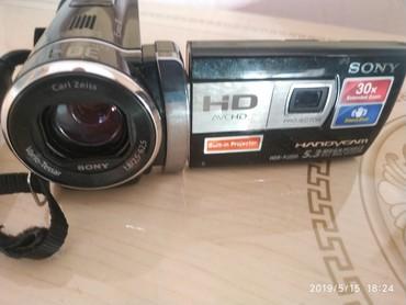 Цифровая видеокамера - Кыргызстан: Цифровой видеокамера б/у 6000сом
