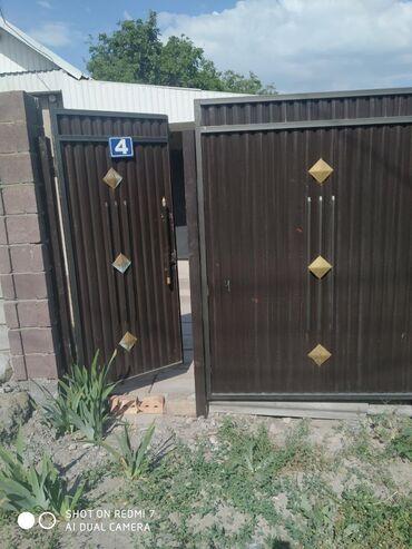 Недвижимость - Манас: 54 кв. м 3 комнаты, Бронированные двери