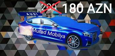 Bakı şəhərində Avtomobil çarpayı Audi