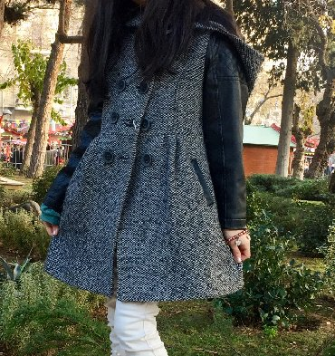 uşaq üçün papaqlı tolstovkalar - Azərbaycan: Usaq ücün palto yaxşı veziyyetdedı