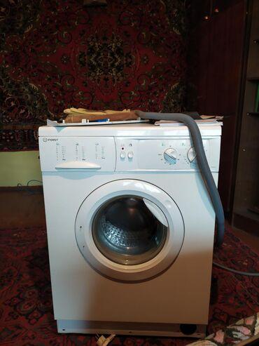 Фронтальная Автоматическая Стиральная Машина Indesit 5 кг