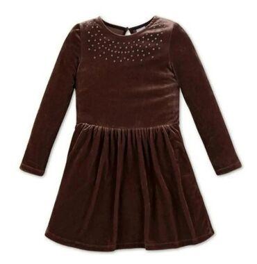 Детский мир - Кок-Джар: Платье фирмы Palomino. Размер 128. Состояние идеальное