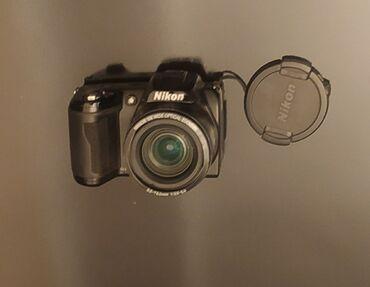 Fotoaparat satilir, coxdan alinib amma ishleden olmayib, el catmayan