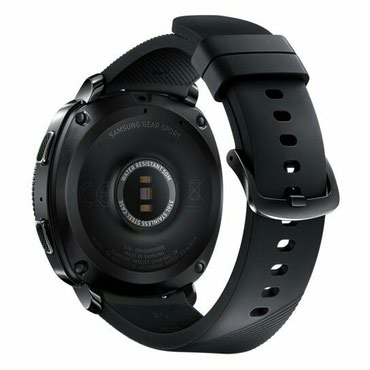 Samsung Gear Sport Smart Watch Black SM-R600 в Bakı