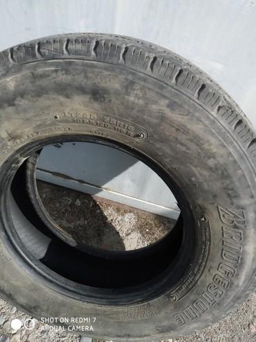 джип санг йонг в Кыргызстан: Резина на джип 245/75R16. цена 1200