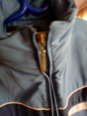Kratka sportska jakna ,svetlo plava ,velicina L - Smederevska Palanka - slika 2