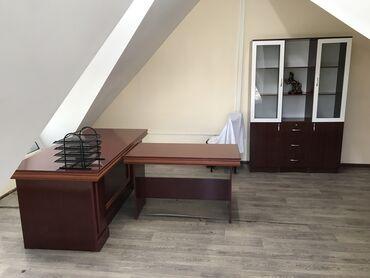 Гарнитуры - Кыргызстан: Город (Ош) Мебель для офиса (Отличное состояние)
