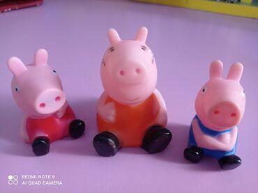 Pepa - Srbija: Pepa prase gumene igračke