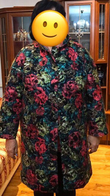 Продаю новое осень- весна пальто. 52 размер