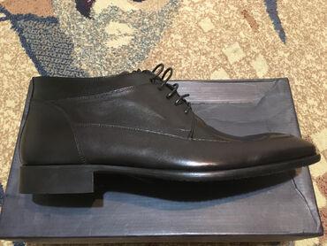 Мужская обувь в Кыргызстан: Ботинки CABANI! Новые! РАЗМЕР НЕ ПОДОШЕЛ!!!ОРИГИНАЛ! -Демисезонные