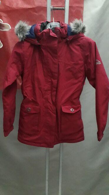 McKinley jakna za devojcice  Velicina 10/140 Postavljena,moze se korig