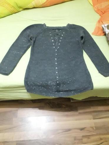 Ženska odeća | Beocin: Zenska bluza koncana s svetlucavim nitima za zimu