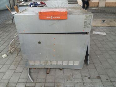 Напольный Газовый котел Vitogas 100 состояние Б/у, уступка возможна