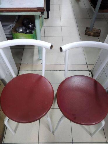 10678 объявлений: Продаются б/у стулья. Железные, отличного качества. В хорошем