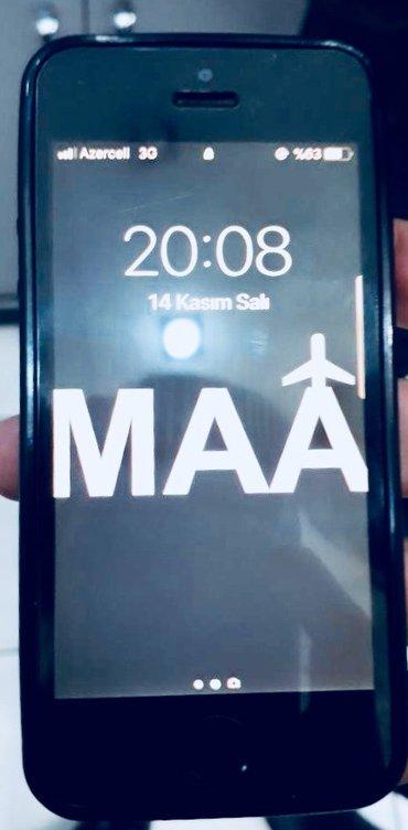 Bakı şəhərində IPhone 5S 16gb space gray