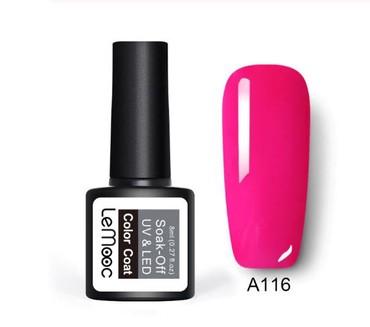 LM gel lak 8ml UV - LED ( vise razlicitih boja ) - Zajecar