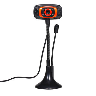холодильные камеры бу в Кыргызстан: HD Usb веб камера с микрофономВысокое разрешение с реальным цветным