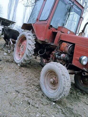 купить кун на мтз бу в Кыргызстан: Трактор сатылат состояние жакшы телешка чызыл агат ачкыч кошо сатылат