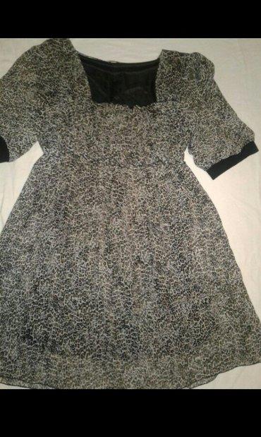 Платье-туника,шифон. свободная,лиф тянется 44-46-48р в Бишкек