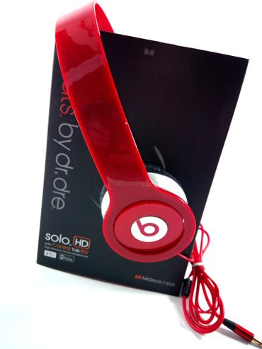 Beats Solo Monster by Dr. Dre – CRVENE  Beats Solo Monster by Dr. - Nis